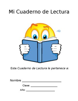 Reader's Notebook in Spanish