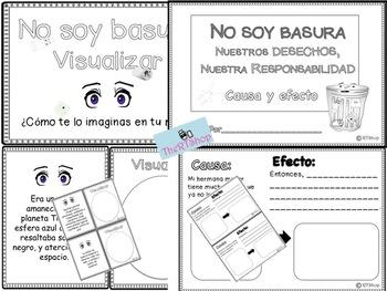 Spanish Reader's Theater Script: Natural Resources,Conservation,Waste Management