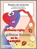 Spanish Readers Theater: Circulatory System, Heart, Arteries, Veins, Blood Cells