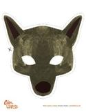 Spanish Readers Theater Masks