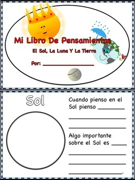 Spanish Readers' Theater Script: Reading-Science, Sun, Moon & Earth, Full Pack