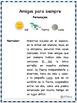 Spanish Readers' Theater Script, Reading-Science Integrati
