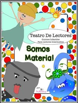 Spanish Reader's Theater Script: Reading-Science Center, S