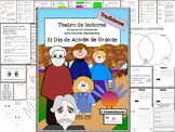 Spanish Readers' Theater Script: Thanksgiving Traditions Now and Then