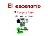 Spanish Reading Academic Vocabulary-Long