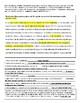 Spanish Reading Activity: El medio ambiente