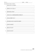 Spanish Reading: Adjectives and Personal Info (past/presen