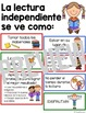 Spanish Reading Anchor Chart, La Tabla de las Expectativas para la Lectura