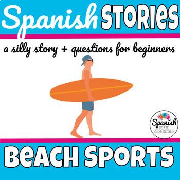 Spanish Reading: Beach Vacation