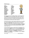 Pablo Picasso Biografía - Spanish Biography + Worksheet