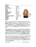 Shakira Biografía - Spanish Biography on Famous Colombian Singer