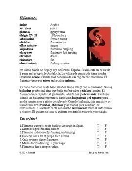 Spanish Reading Bundle Culture of Spain - Cultura de España - 7 Readings!