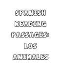 Spanish Reading Comprehension