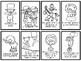 Spanish Reading Comprehension Interactvie Book.  El circo , libro interactivo