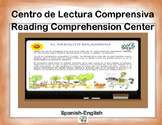 Spanish Reading Comprehension / Lectura Comprensiva Interactiva