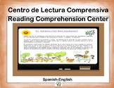 Spanish Reading Comprehension / Lectura Comprensiva Interactiva