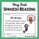 Spanish Reading Comprehension Passages for Beginning Readers {Ideal for ESL}