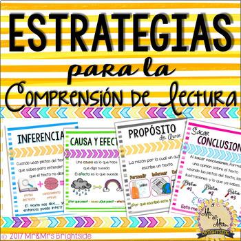 Spanish Reading Comprehension Strategies and Skills