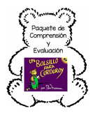 Spanish Reading Comprehension - Un Bolsillo Para Corduroy