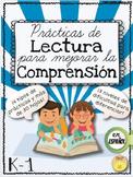 Spanish Reading Comprehension. Lecturas para mejorar la comprensión.