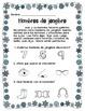 Spanish Reading Comprehension Worksheets