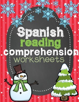 Spanish reading comprehension worksheets by diversity university spanish reading comprehension worksheets ibookread PDF