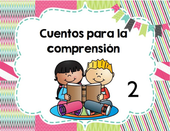 Spanish Reading Comprehension and fluency Stories- Set 2