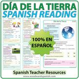 Spanish Reading - Día de la Tierra