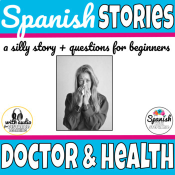 Spanish Ser Doctor Worksheets & Teaching Resources | TpT