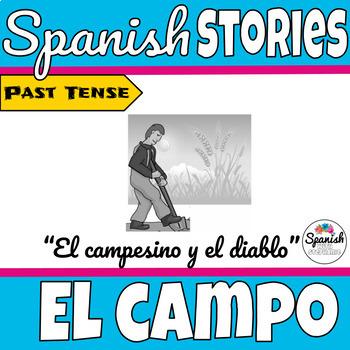 Spanish Reading: El Campo