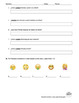 Spanish Reading: Emotions (past tense)