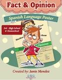 Spanish: Reading Fact & Opinion
