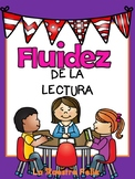Spanish Reading Fluency Passages with comprehensive question /fluidez