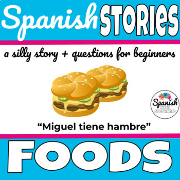 Spanish Reading: Foods