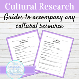 Spanish Cultural Guide for Authentic Resources