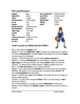 Spanish Scripts Resources Lesson Plans Teachers Pay Teachers