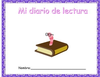Spanish Reading Log