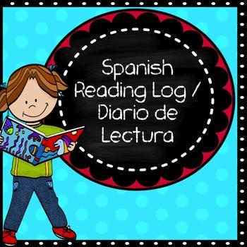 Spanish Reading Log/ Diario de Lectura