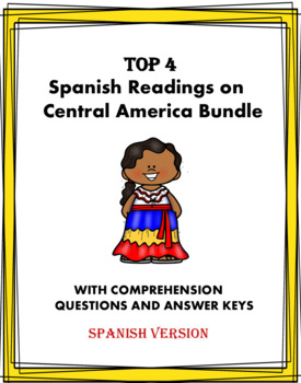 Spanish Reading Mini Bundle: Top 3 Central American Sights