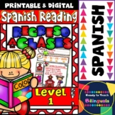 Spanish Reading - Regreso a Clases (BTS)  - Guided  Readin