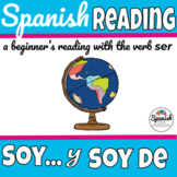 Spanish Reading: Ser de and nationalities