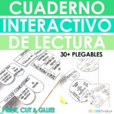 Spanish Interactive Reading Journal for Multiple Genres