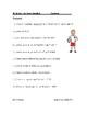 El fútbol y la Copa Mundial Lectura ~ Spanish Reading + Worksheet on Soccer