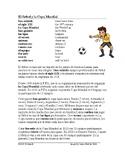 El fútbol y la Copa Mundial Lectura y Cultura: Spanish Reading on Soccer