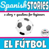 Spanish Reading: Soccer (el fútbol)