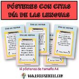 Spanish Reading + Speaking activities on topic inconvenien