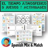 Spanish Reading & Speaking activities on topic nightmares/