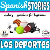 Spanish Reading: Sports (Los Deportes)