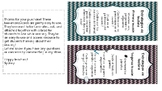 Spanish Reading Strategies Bookmarks