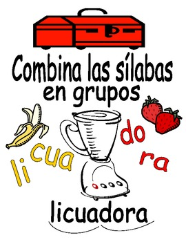 Spanish Posters-Reading Strategies